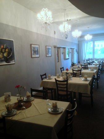 Hotel Roemerhof: Frühstücksraum