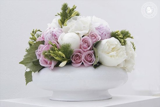 Fabio Zardi Floral Design & Decoration: Luxury wedding centerpiece by Fabio Zardi
