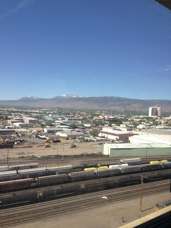 Nugget Casino Resort: The view we asked for