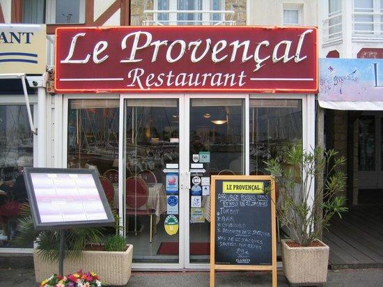 Le provencal arzon restaurant avis num ro de t l phone photos tripadvisor - Port du crouesty restaurant ...