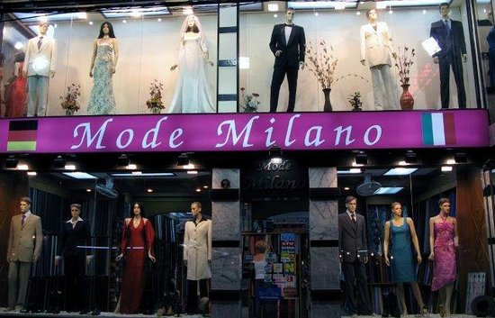 Mode Milano Tailor Shop