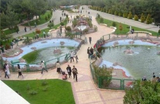 بداية الحديقة والمسطحات المائية والتنسيق رائع - Picture of ...