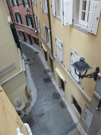 Hotel James Joyce: esterno hotel