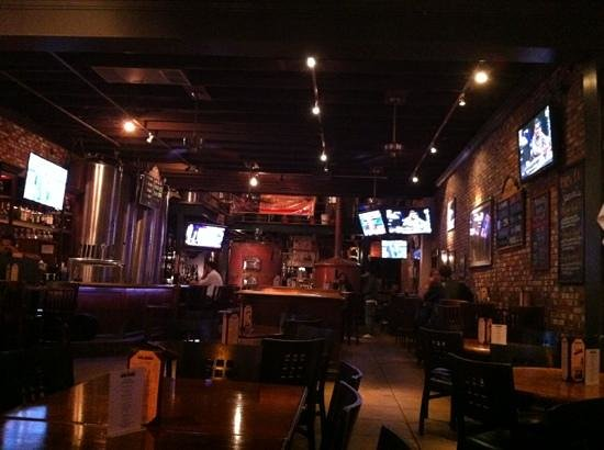 Santa Barbara Brewing Co: A late Monday night