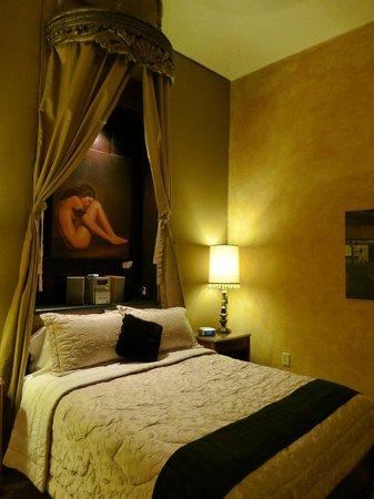 La Perla Hotel Boutique B&B: Estrella de Cine Suite at la Perla Hotel Boutique