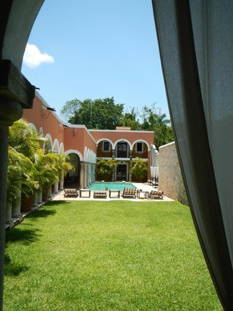 Hotel Hacienda Merida: Anlage