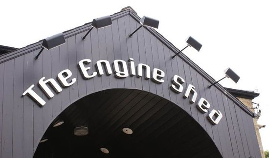 ‪The Engine Shed‬