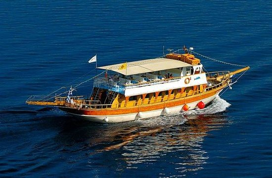 Sami Star Daily Cruises to Ithaca and beaches