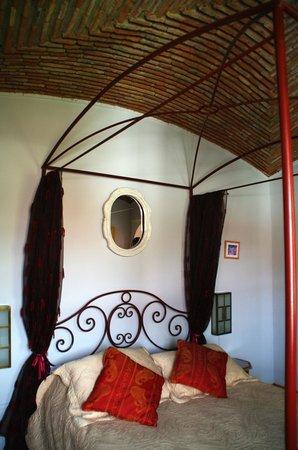 Riad Agdid: chambre