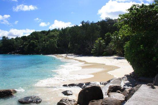 Anse Soleil Beachcomber: Anse Soleil