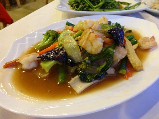 Khaosan Restaurant: fried rice