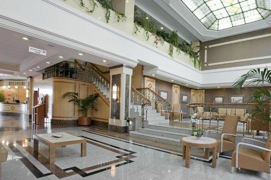 Hotel vp jardin metropolitano desde s 276 madrid espa a for Jardin metropolitano madrid