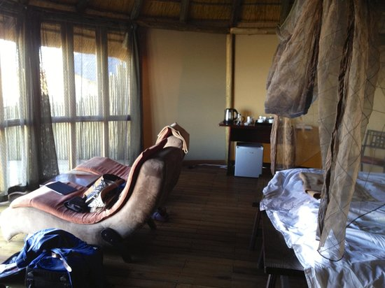 Hoodia Desert Lodge: Room