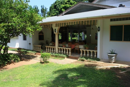 Calou Guest House Hotel : Der Speisesaal