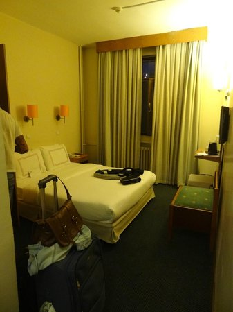 Hotel Ilkay: habitacion