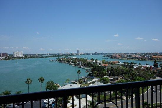 Pier House 60 Marina Hotel: Zimmeraussicht
