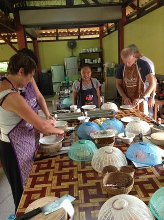 Smart Cook Thai Cookery School-bild