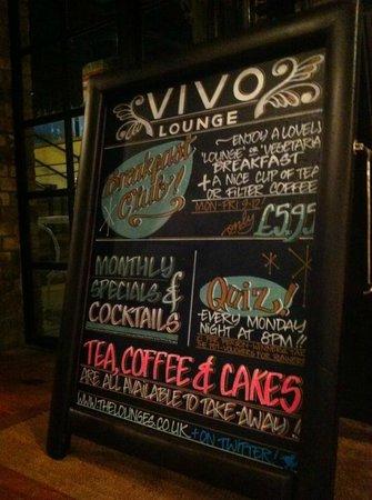 Vivo Lounge: The newest venue in Dorchester!