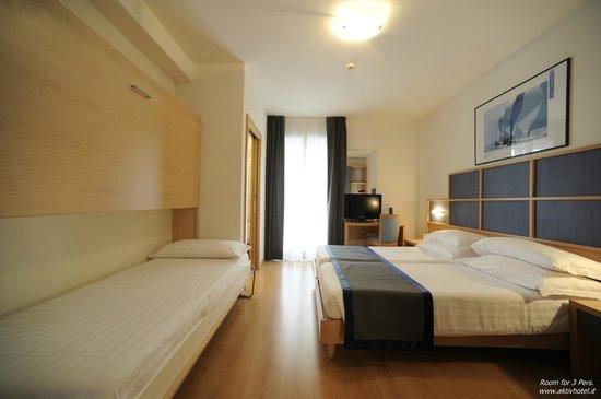 Aktivhotel Santalucia : Triple Room
