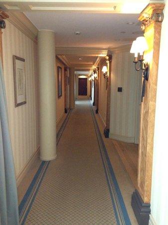 Hotel Kamp: Hotel Corridor