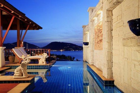 L'Orchidee Residences: Villa Disa B3, Pool