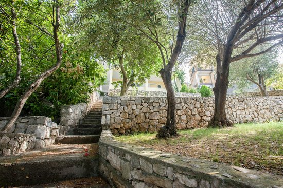 Villa Vesna: hotel surounding