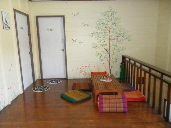 Khaosan Baan Thai: Habitaciones