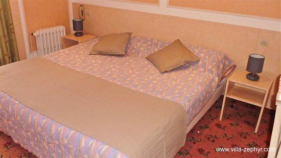 Villa Zephyr : Chambre King size