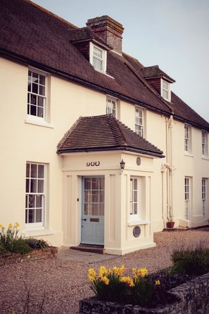 Chyngton House South Bed & Breakfast : Beautiful Chyngton House, Seaford, East Sussex