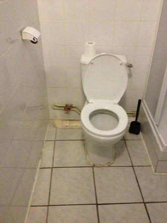 FM Hotel: toilet