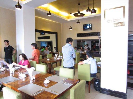 East Hotel : レストラン