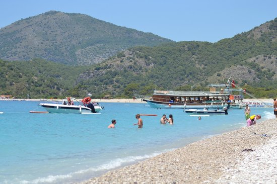 Hotel Bronze: Beach Olu Deniz