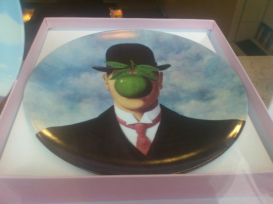 Musee Magritte Museum - Royal Museums of Fine Arts of Belgium: un paquet Kdo ?