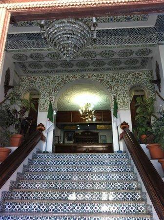 Dar Diaf Alger: Hotel entrance