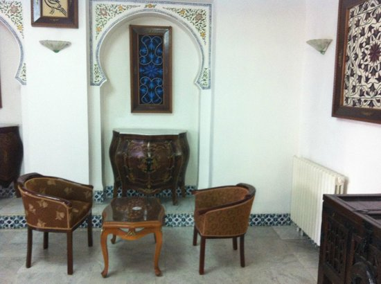 Dar Diaf Alger: Wifi at the lobby