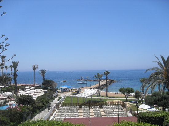Louis Ledra Beach: from our room