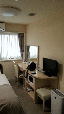 Hotel Mystays Higashi-Ikebukuro : 客室内