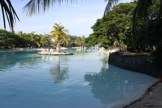 Plantation Bay Resort And Spa: Large Saltwater and Freshwater Pools