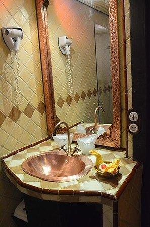Hotel Xaluca Dades : Baño