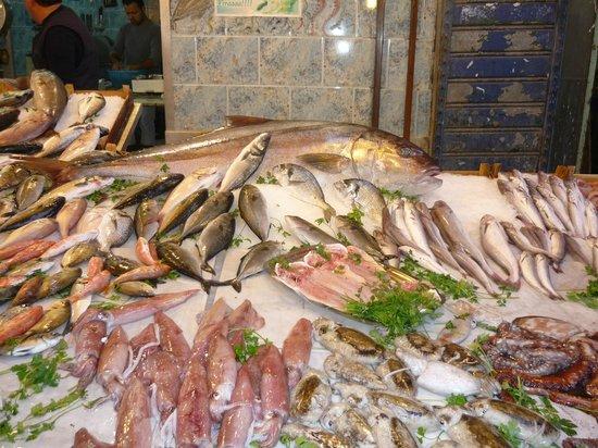 Mercati di Palermo: Capo, Vucciria e Ballaro: Capo Market, May 2013