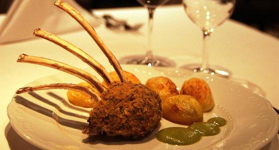 Royal Tulip Grand Hotel Yerevan: Italian dining experience