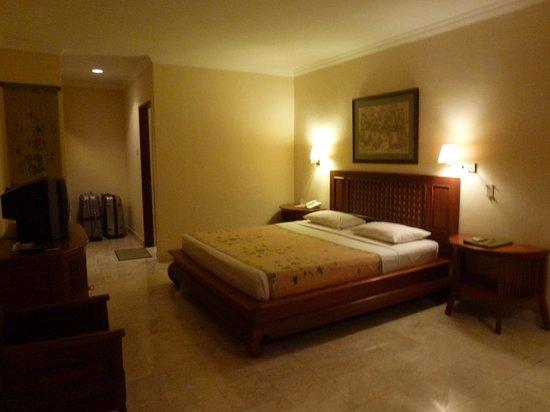 โรงแรมปูริ แบมบู: superior room 214