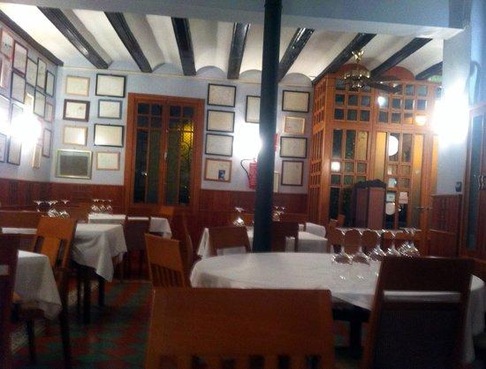 San Nicolas: El comedor
