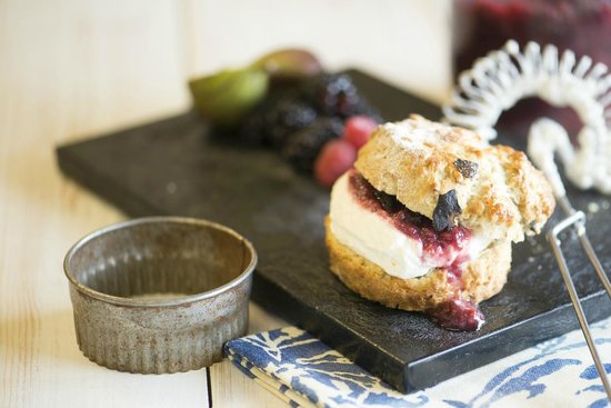 The Eating House: Freshly Baked Homemade Scones Daily.