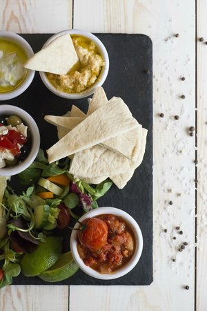 The Eating House: Meze