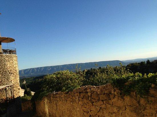 La Trinquette : View