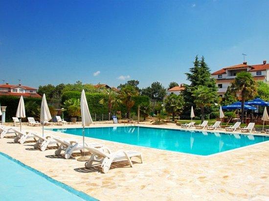 Hotel Pension Villa Gloria Istrien