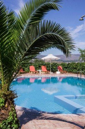 Hotel Emerald: Pool