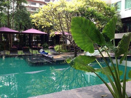 Sukhumvit 12 Bangkok Hotel & Suites: Add a caption