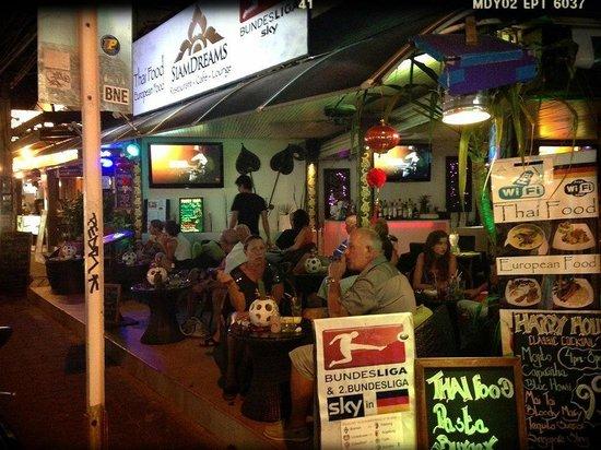 Siam Dreams Restaurant & Lounge